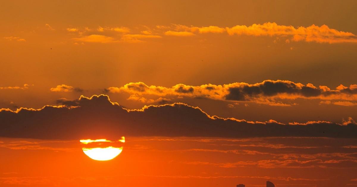 картинки города на закате дня кустарники подмосковья также