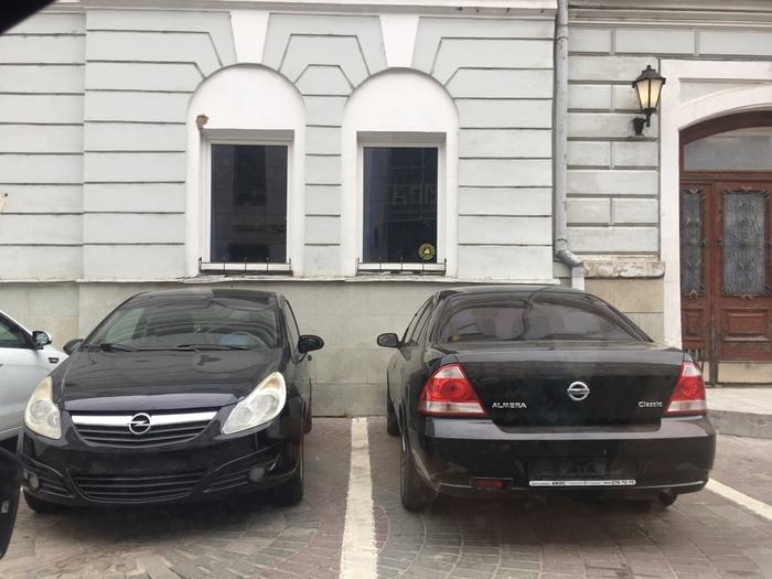 В Казани скрывают номера ВСЕ Казань, Авто, Нарушители, ПДД, Парковка, Длиннопост