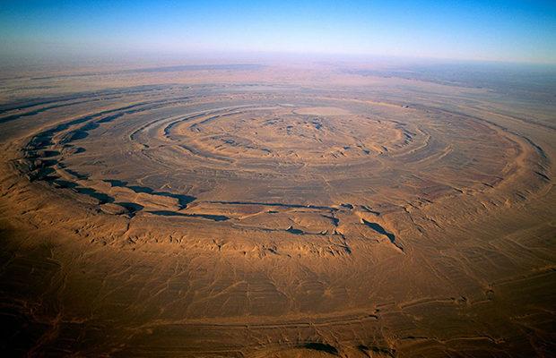 "Две точки зрения на ""Глаз Сахары"" Глаз Сахары, НЛО, Бред, Ядерная война, Заговор, Юмор, Длиннопост"