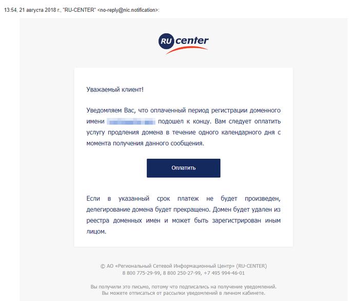 Развод с доменами Мошенники, Домен, Сайт, Длиннопост, Антимошенник Баян
