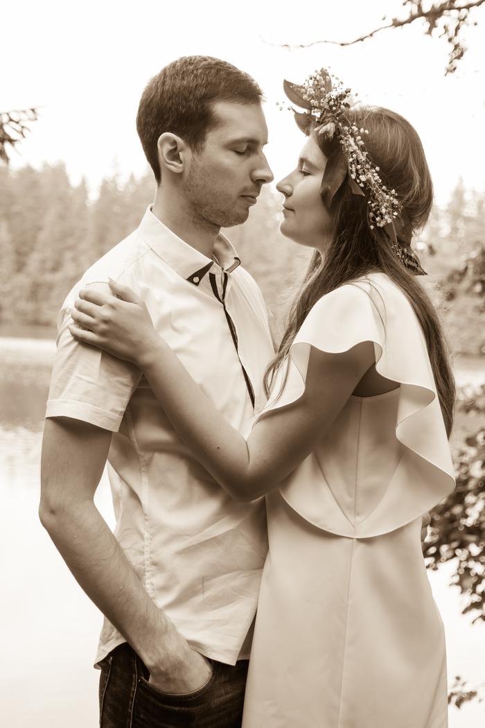 Дмитрий и Анастасия Начинающий фотограф, Длиннопост, Фотосессия