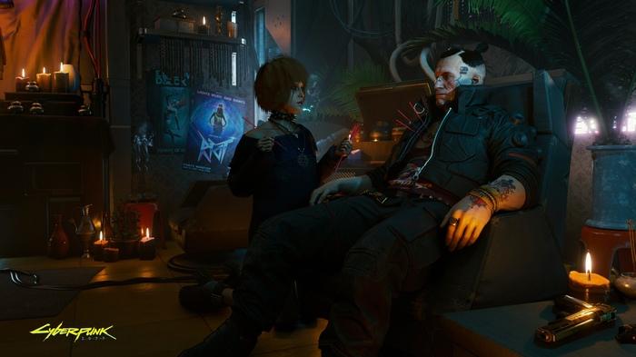Пачка новых скриншотов Cyberpunk 2077 [Gamescom2018] Cyberpunk 2077, CD Projeckt RED, Игры, Gamescom, Длиннопост