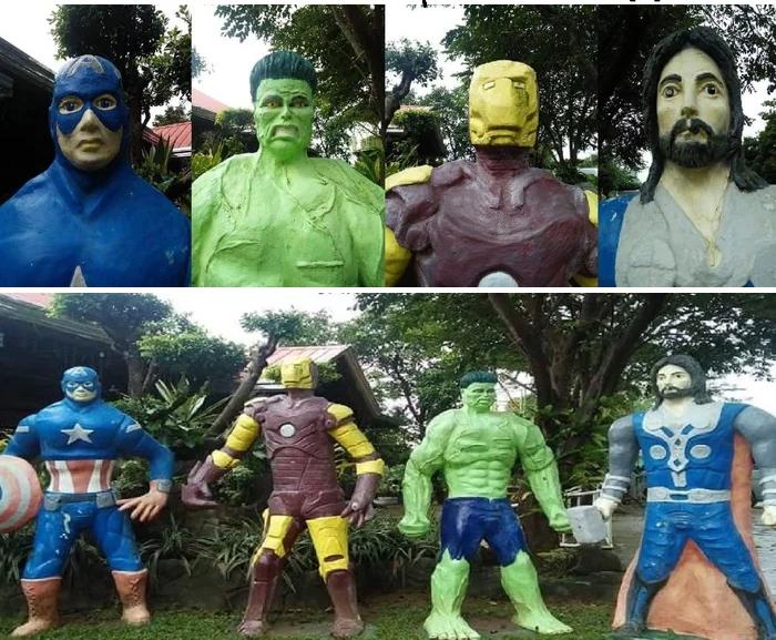 Супергероям тоже бывает несладко