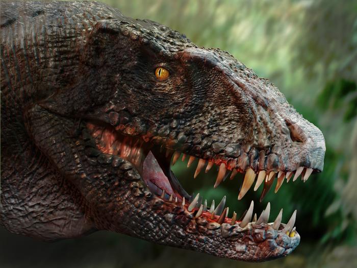 Постозух Zbrush, 3ds max, Фотоманипуляции, Доисторические животные, Триасовый период, Копипаста, Постозух