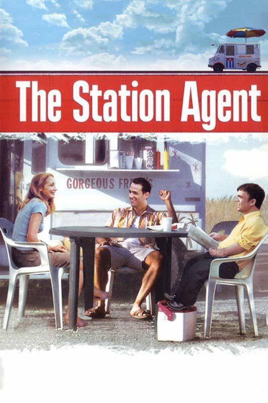 Советую посмотреть «Станционный смотритель» (The station agent) Фильмы, Питер Динклэйдж, Станционный Смотритель, The station agent, Советую посмотреть, Комедия, Драма, Длиннопост
