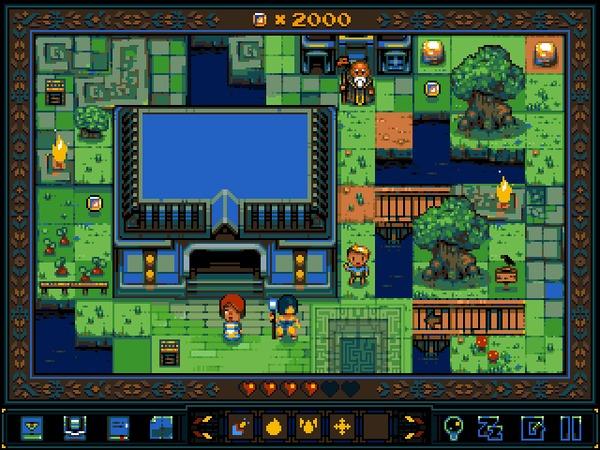Заговор канительного перепляса в действии Pixel Art, Pixels, Пиксель, Олдскул, Инди, Indiedev, Разработка игр, Gamedev, Гифка