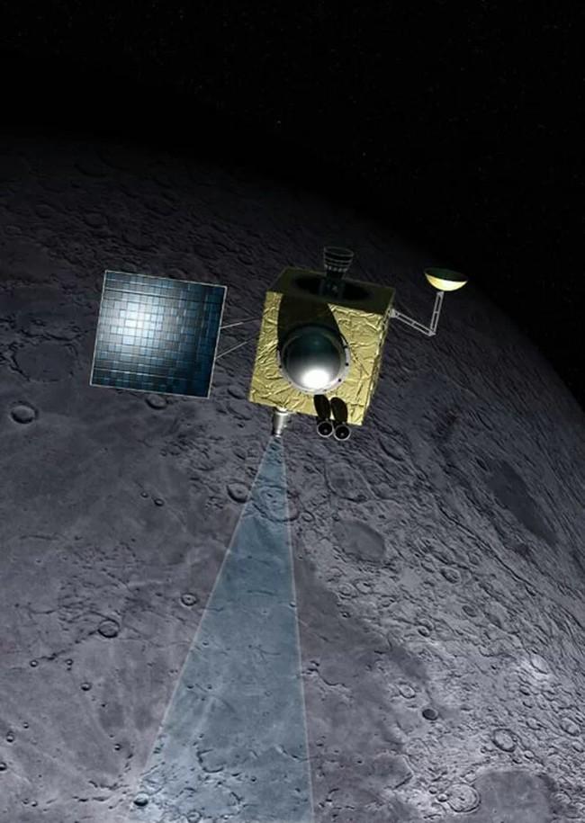 NASA получило прямые доказательства существования воды на полюсах Луны Луна, Вода, NASA, Длиннопост