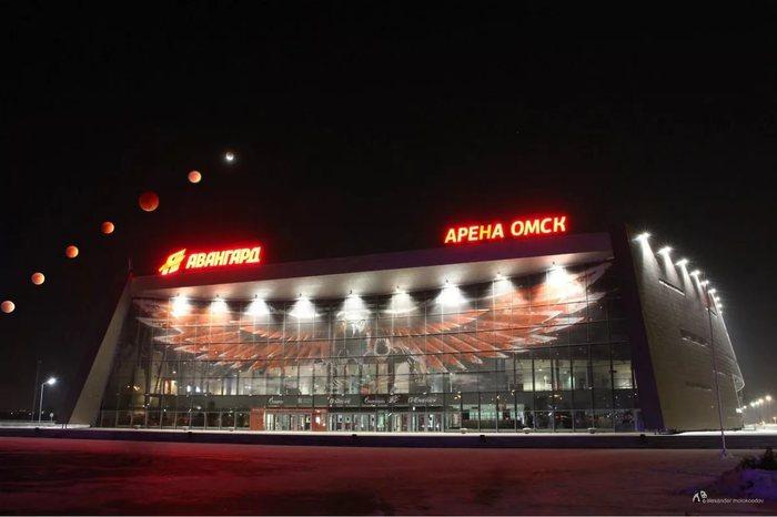 Арена-Омск» практически наверняка пойдёт под снос Омск, Хоккей, Стадион, Авария, Поломка