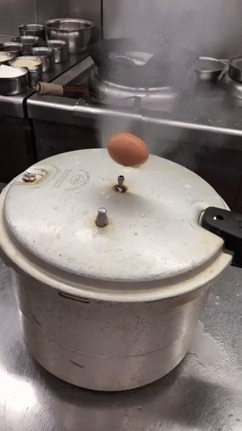 Яйцо и немного магии