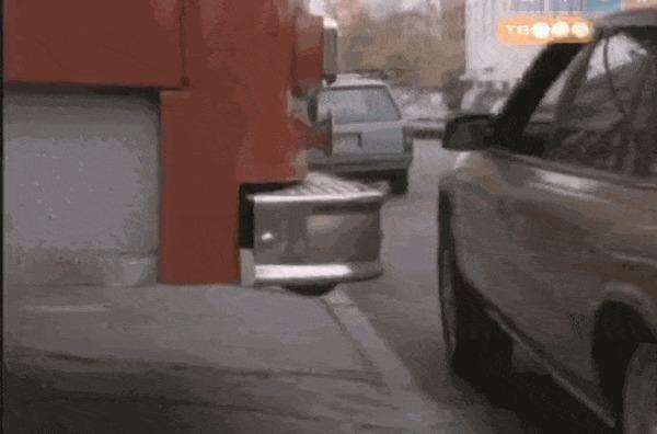 Борьба с неверной парковкой. Неправильная парковка, Fdny, Пожарные, Сериалы, Гифка