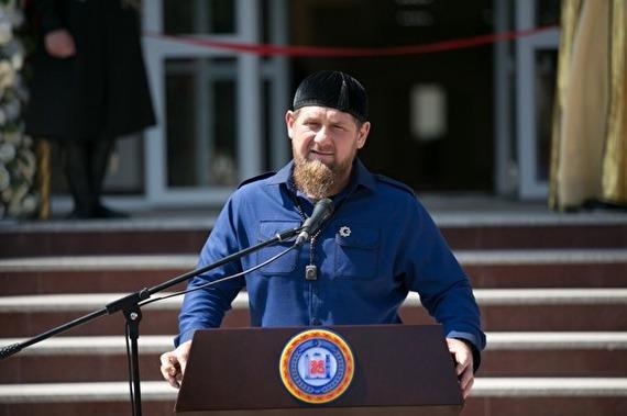 «Новая газета» попросила Собянина запретить Кадырову въезд в Москву Рамзан Кадыров, Чечня