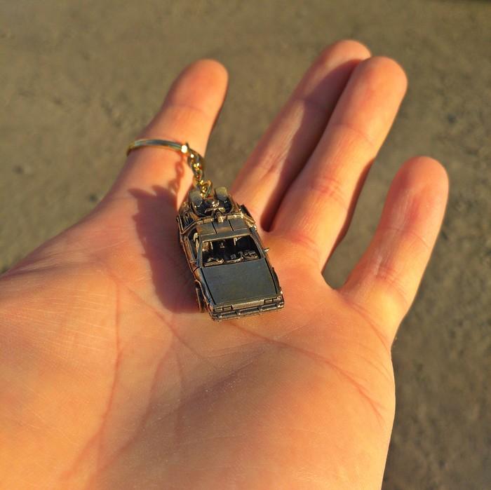 Сказ о том, как я себе DeLorean купил Delorean, DeLorean DMC 12, Изделие из бронзы, Привет из Норильска, Первому игроку приготовиться, Длиннопост