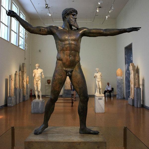 Удалят? Статуя Зевса. Зевс, Голый, Искусство