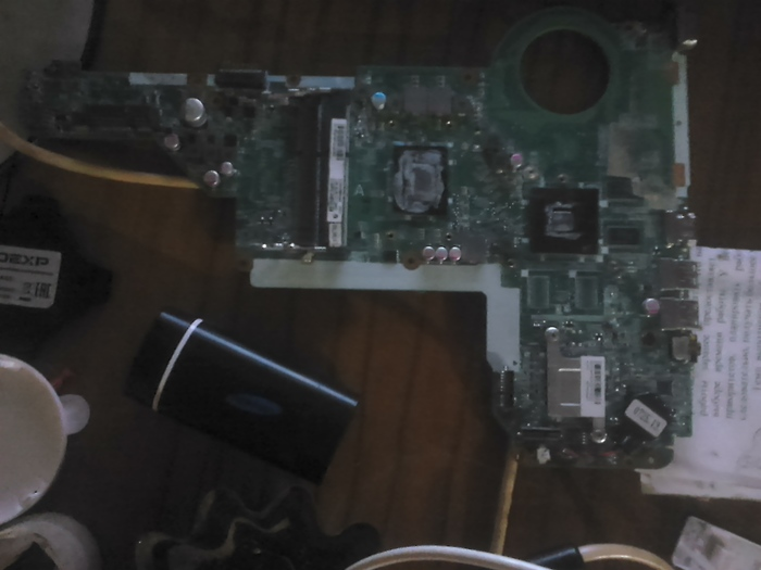 Прошу помощи в ремонте материнки HP 17-e061sr. Моё, Помощь, HP 17-e, Длиннопост