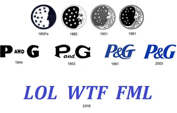Procter & Gamble регистрирует товарные знаки «LOL» и «WTF» LOL, WTF, Юмор, Новости, Реклама, Маркетинг, Мыло, Бренды
