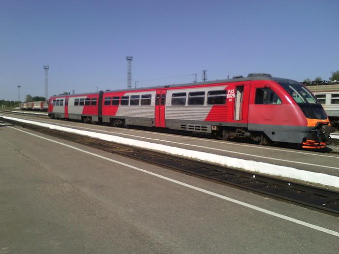 Станция Фаянсовая. Станция Фаянсовая, Поезд, Электричка, Дизель-Поезд, Железная Дорога