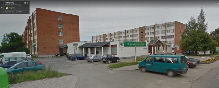 Свой среди чужих в Литве Нива, Литва