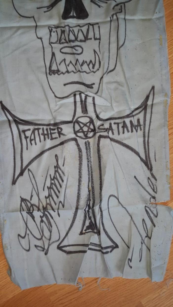 Подскажите чей автограф Автограф, Подскажите, Heavy metal, Длиннопост