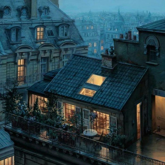 Карлсон, который живёт на крыше
