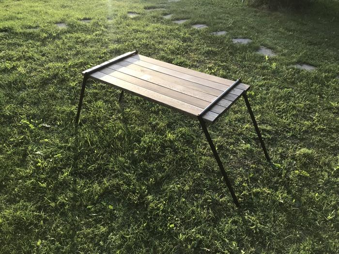 Рукожопим стол для кемпинга за выходные Крафт, Своими руками, Стол, Кемпинг, Длиннопост