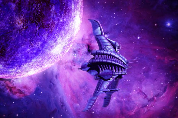 Вавилон-5 Photoshop, Коллаж, Вавилон-5, Фантастика, Фан-Арт, Сериалы