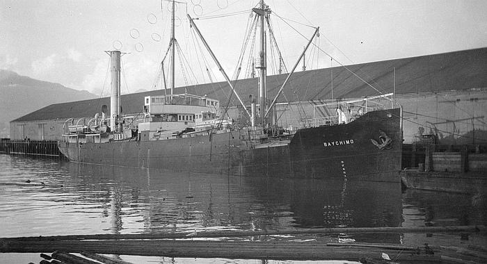 Бэйчимо - призрак Арктики Корабль-Призрак, Арктика, Тайны, Загадка, Длиннопост