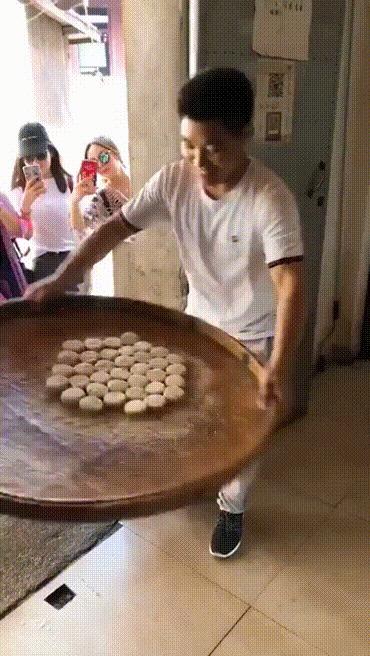 Ох уж эти азиатские повара-волшебники