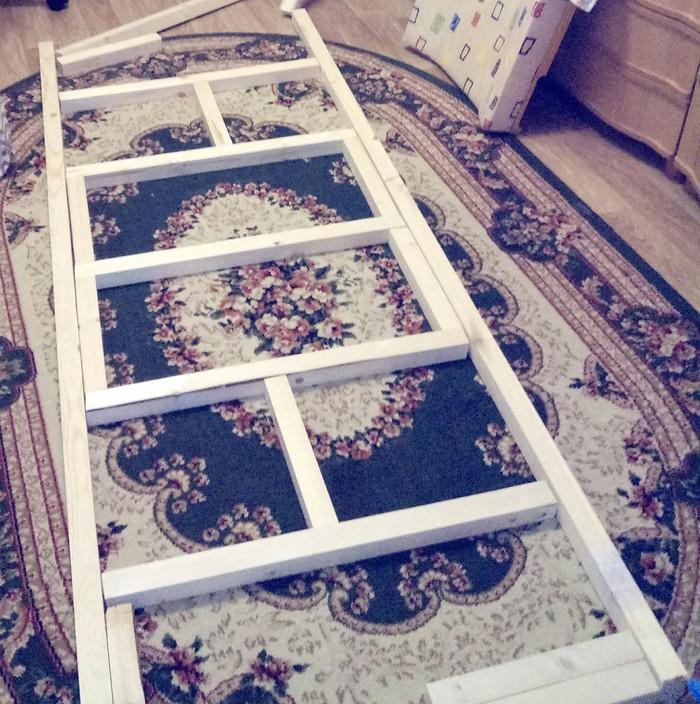 Как я диван делал Диван, Своими руками, Рукожоп, Мастер, Изделия из дерева, Длиннопост
