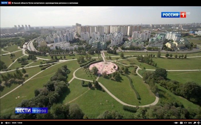 Омск на самом деле Прикол, Омск, Пропаганда