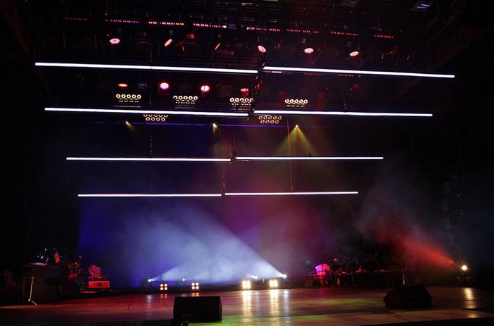 Высокотехнологичный подход. Новая сцена «Табакерки» Инсталляция, Системная интеграция, Театр, Сцена, Свет, Звук, Длиннопост