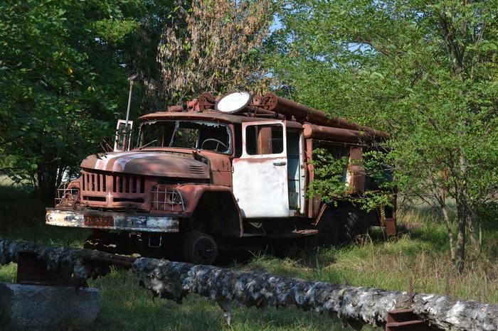 Чернобыльская зона отчуждения ч.2 ЧЗО, Припять, ЧАЭС, Чернобыль, Длиннопост
