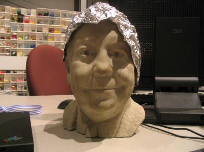 Снимайте ваши шапочки Теория заговора, Шапочка из фольги, Правительство, США, Конспирология, Радиосигнал, MIT, Исследование, Длиннопост