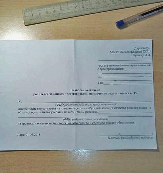 Русский язык: к изучению разрешено! 1 сентября, Школа, Одинцово, Маразм, Бюрократия, Чиновники