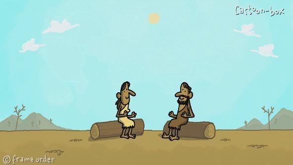 Освоение огня древними людьми