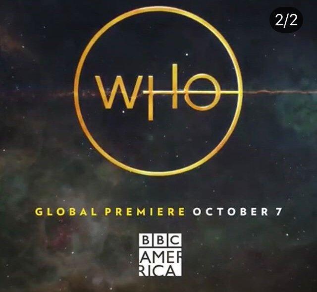 Ура, это свершилось Доктор Кто, Тринадцатый Доктор, Джоди Уиттакер, Улыбакер, Премьера сезона
