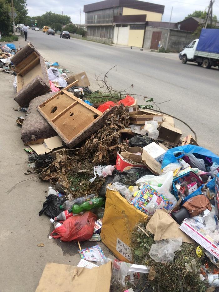 Мусорка Пятигорск, Мусор, Бездействие, Без рейтинга, Длиннопост