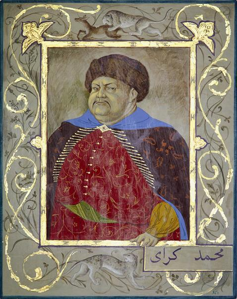 Мехмед-Гирей II Семиз – тучный хан с гордым нравом. История, Крымское ханство, Длиннопост