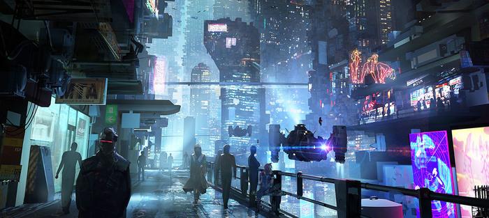 Как CD Projekt улучшит сторонние квесты в Cyberpunk 2077 Cyberpunk 2077, Квест, Интервью, Развитие, Игры