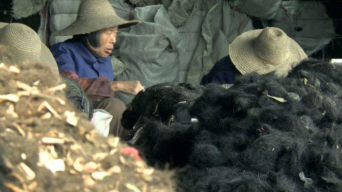 Хлеб с добавкой из человеческих волос Китай, Китай наизнанку, Пищевые добавки, Длиннопост, Жесть