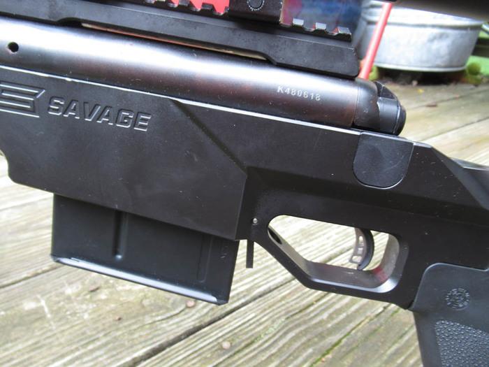 Одна из самых дешёвых снайперских винтовок Петрович, Снайперская винтовка, Savage, Длиннопост
