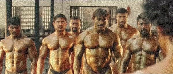 Индийская качалка Гифка, Индийское кино, Болливуд