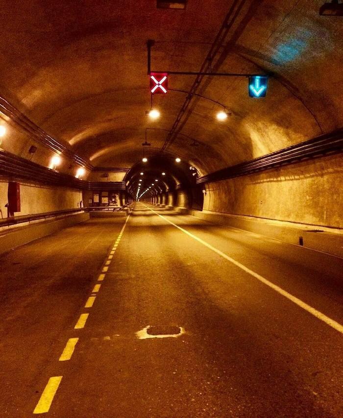 Гимринский автодорожный тоннель, республика Дагестан. Самый длинный автодорожный тоннель на территории России. Длина - 4303 м. Фотография, Туннель, Дорога, Интересное, Дагестан, Кавказ, Путь, Длиннопост