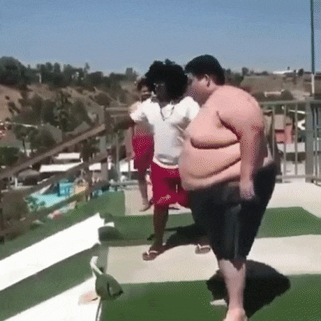 Запуск толстячка