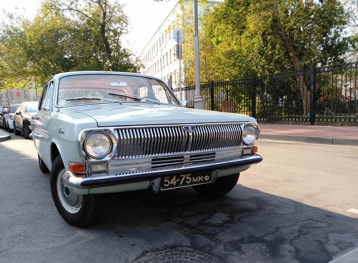 Автомобили такси. ГАЗ-24 Такси, Ретроавтомобиль, Газ-24, Волга, Длиннопост
