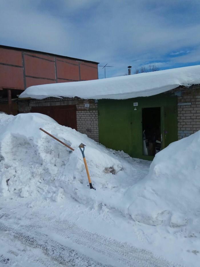 Соседи по гаражу Соседи, Гараж, Проблемы с соседями, Длиннопост, Месть
