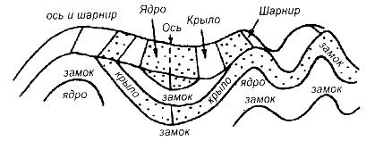 Немного о складках... Геология, Складки, Тектоника, Горные породы, Длиннопост