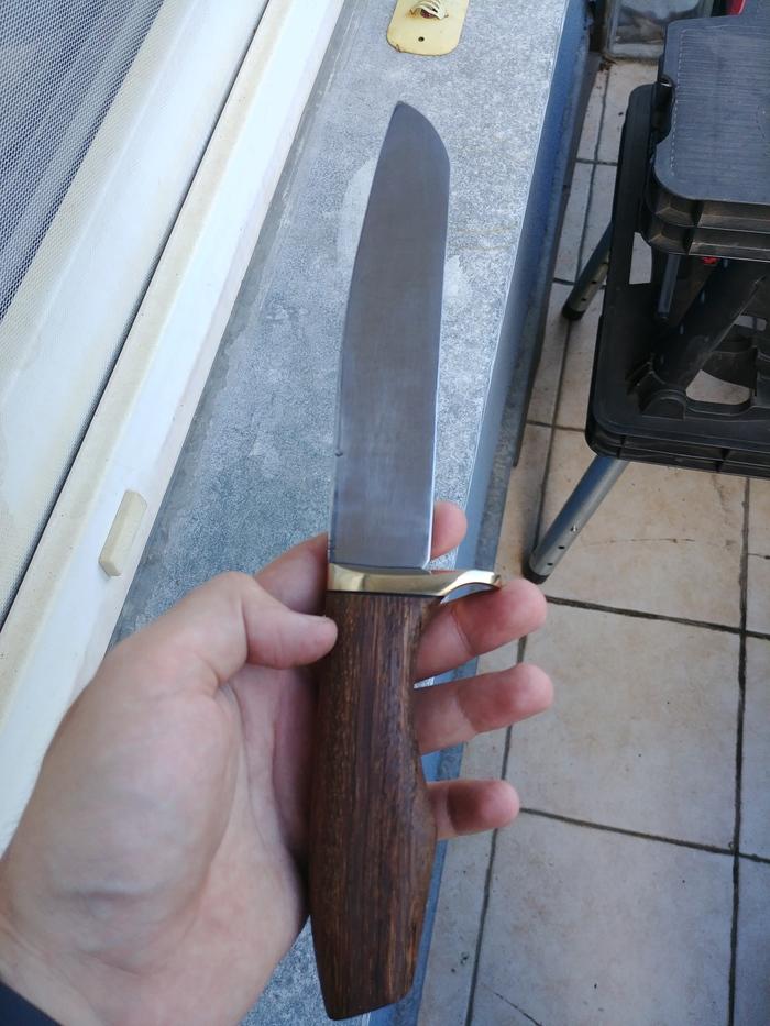 Четвертый Нож, Своими руками, Рукожоп, Напилинг, Длиннопост