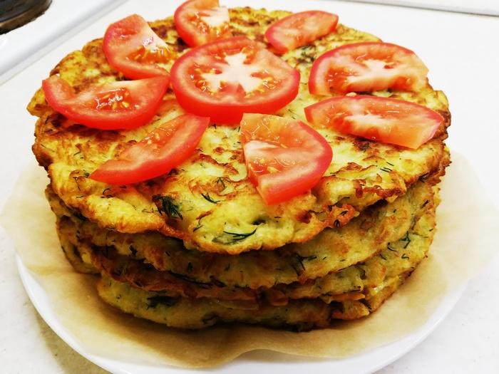 Кабачковый торт. Вкусная закуска из кабачков. Еда, Кулинария, Рецепт, Готовка, Кабачок, Закуска, Вкусно, Торт, Видео, Длиннопост