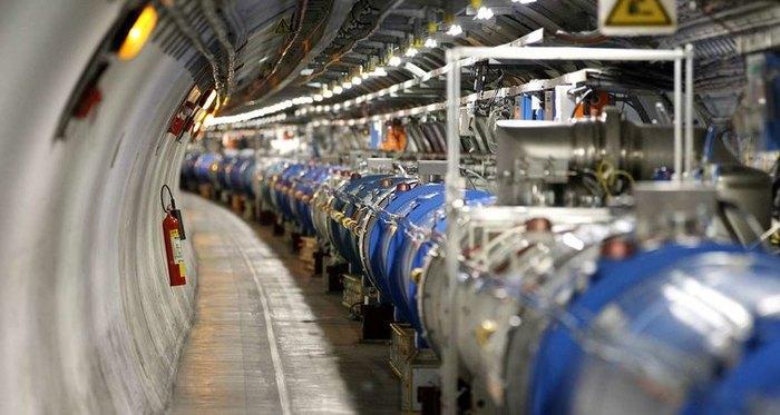 Десять лет Большому адронному коллайдеру: чудо современной физики Популярная механика, БАК, Коллайдер, ЦЕРН, Длиннопост