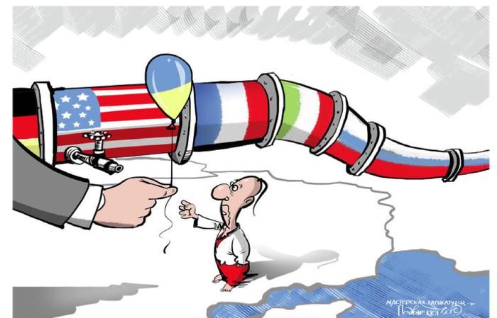Уже не транзитная держава Украина, Транзит, Запад, Экономический кризис